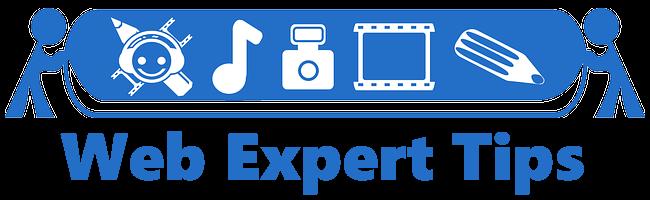 Web Expert Tips